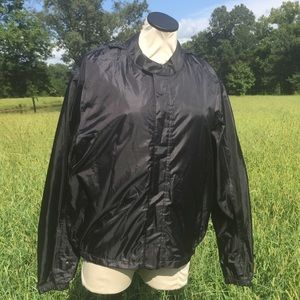 Harley Davidson Womens Windbreaker Jacket Sz L